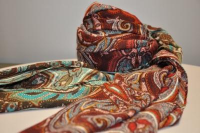 Sjaals in een fijne wol !